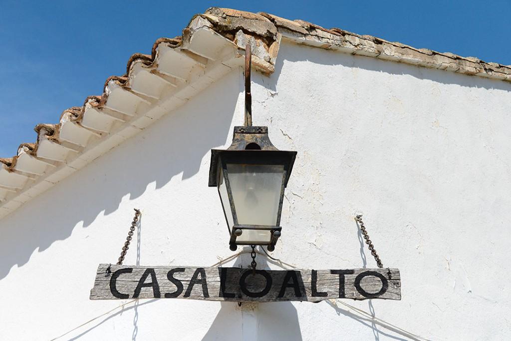 Die Geschichte der hochgelegenen Finca Casa Lo Alto lässt sich bis ins 18. Jahrhundert zurückverfolgen. Erstmals erwähnt wurde sie 1796.