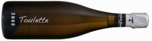 Lagen-Champagner aus der Parzelle Toulette.